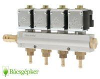 LPG-gázinjektorok és közdarabok